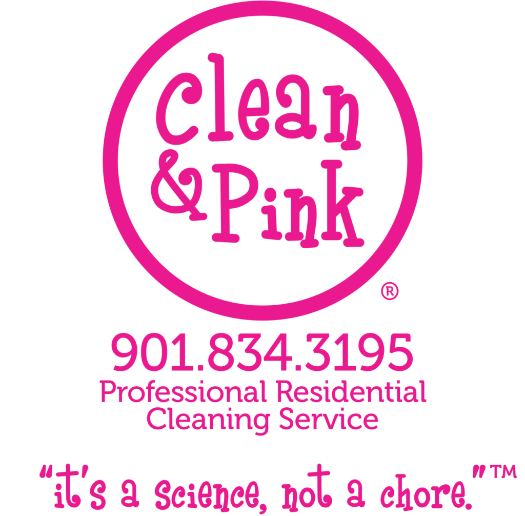 Clean & Pink Residential Cleaning Company Memphis, TN Midtown Choose901