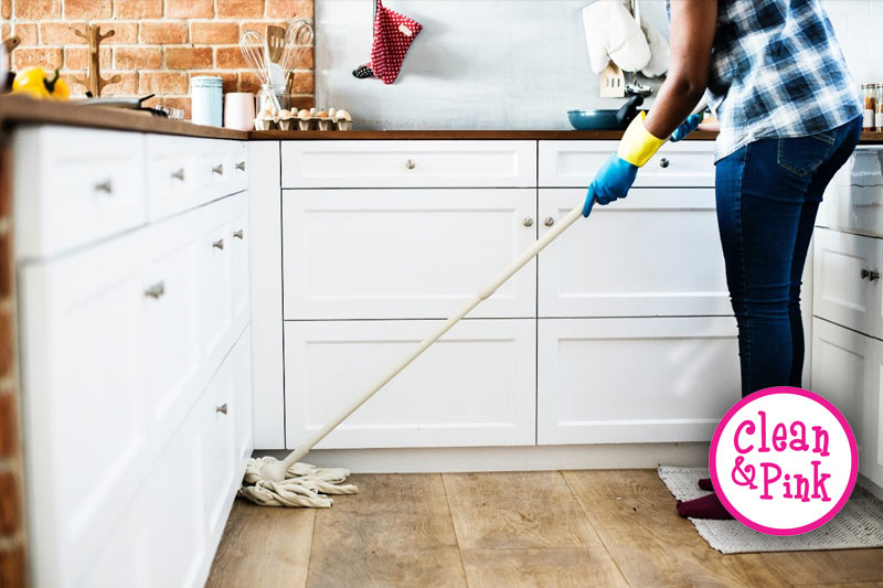 Clean and Pink is Keeping it Clean - Memphis Cleaning Service