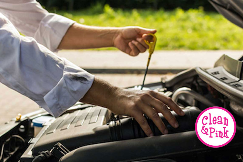How to Get Motor Oil or Grease out of Clothing - Memphis Cleaning Service